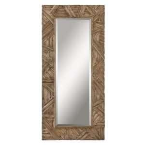 tehama large framed wall mirror