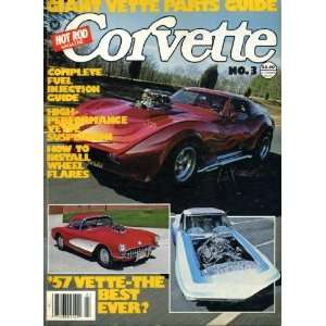 Flairs, 57 Vette   Best Ever? Giant Parts Guide, lots more Hot Rod