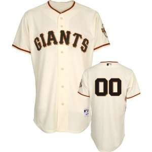 San Francisco Giants Jersey Any Number Home Ivory