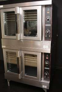 double stack CONVECTION OVENS oven electric convection ovens