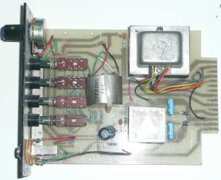 OSA Old School Audio Pres   10 Space Rack   Like API 500 Series 312