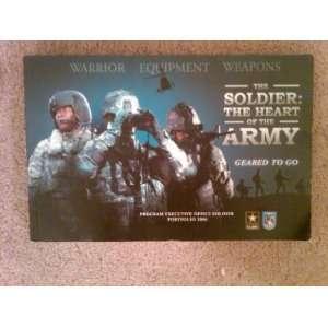 Soldier Portfolio 2006) (Warrior Equipment Weapons): U.S. Army: Books