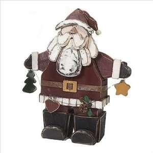 Orman Inc. 19077 29 Wooden Santa