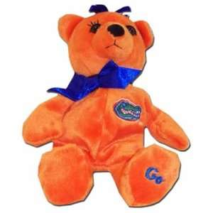 Florida Gators Orange Girl Stuffed Bear: Sports & Outdoors