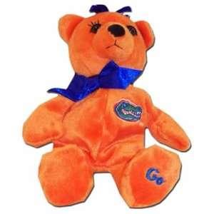 Florida Gators Orange Girl Stuffed Bear: Sports & Outdoors
