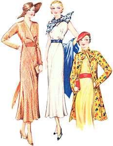 T0647   Ladies Ensemble With Two Dresses & Jacket