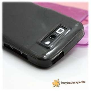 1x HYBRID SOFT FLEX SILICONE TPU GEL SKIN CASE COVER Nokia E71