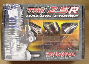 TRAXXAS 2.5 R RACING NITRO ENGINE NIB 5207R