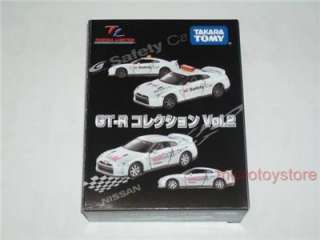Tomica Limited Nissan GT R Racing Car Set Vol 2 GTR