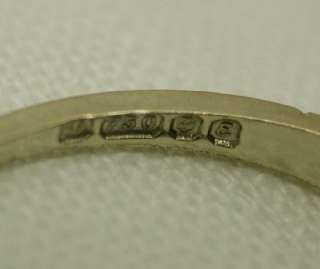 Quality 18ct White Gold 9 Stone Diamond Eternity Ring