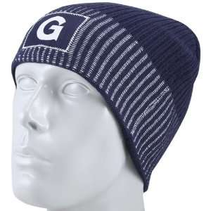 Nike Georgetown Hoyas Navy Blue All Nighter Beanie Cap