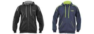 Aston Martin Full Zip Hoodie Black/Grey or Blue/Green