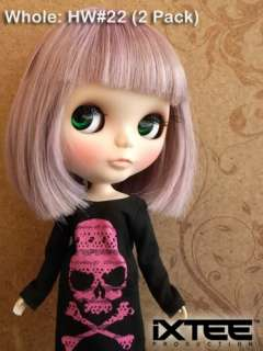 Custom Blythe Doll by @nai (Japan Doll Artitst)