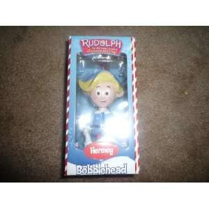 Rudolph The Island of Misfit Toys Hermey Bobblehead