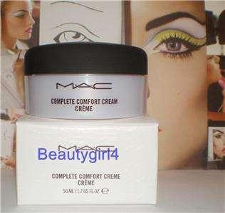 MAC Cosmetics Skincare Complete Comfort Creme Cream nib