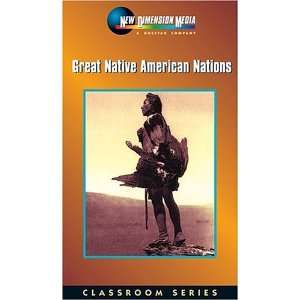 Native American Nations Series [VHS] Great Native America Movies