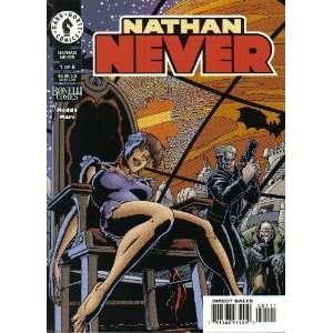 Nathan Never Michele Medda Books