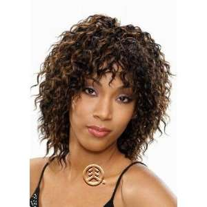 Model Dream Weaver Pre Cut Weave 100% Human Hair Zinnia 3 PCS Weave