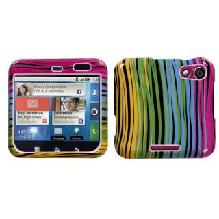 Breeze Hard Case Cover For Motorola Flipout Accessory