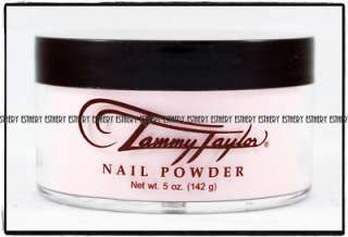 TAMMY TAYLOR ACRYLIC NAIL POWDER 5oz ASSORTED COLORS