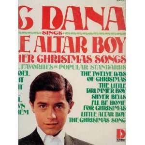 Sings Little Altar Boy: Vic Dana: Music