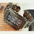Retro Vintage Jewelry Women Ladies Bracelet Wrist Watch