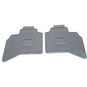 Mopar 82207052 OEM Dodge Ram Slush Style Floor Mats   In