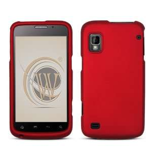 On Case for Boost Mobile ZTE Warp N860 Red: Cell Phones & Accessories