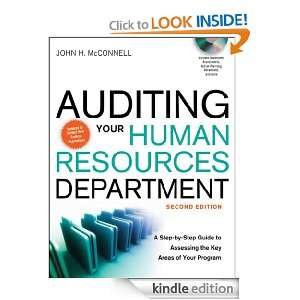 Auditing Your Human Resources Department: A Step by Step Guide to