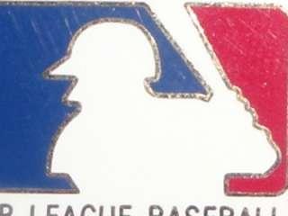 MLB Major League Baseball Logo Metal Pin Licensed Enamel Badge Emblem