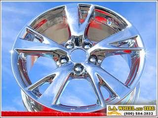 Set of 4 New Lexus IS250 IS350 IS300 18 OEM Chrome Wheels Rims