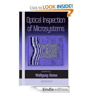 Optical Inspection of Microsystems Wolfgang Osten  Kindle
