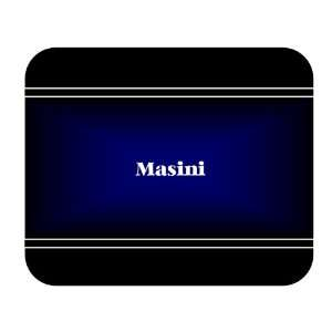 Personalized Name Gift   Masini Mouse Pad: Everything Else