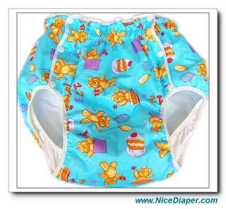 2215 072 JAPAN Adult Baby Diapers Plastic Pants Cover