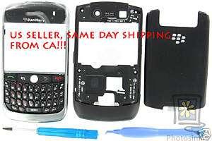 OEM RIM BlackBerry Javelin Curve 8900 Full Case Housing