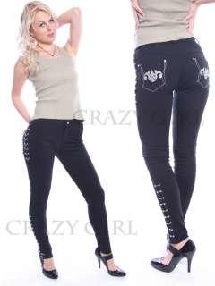 Womens Ladies Slim Skinny Denim Jeggings Leggings Jeans Tight Pants