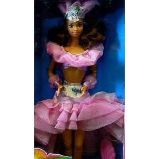 Barbie Collector Dolls Of The World Carnaval Barbie Doll