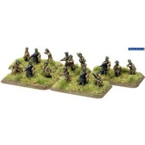 French Machine Gun Platoon Toys & Games