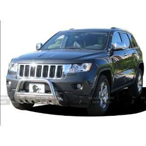 2011 2012 jeep grand cherokee stainless steel mesh grille grill insert. Black Bedroom Furniture Sets. Home Design Ideas