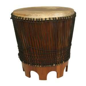 Drum End Table, 24 Musical Instruments