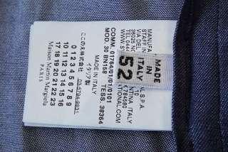 MAISON MARTIN MARGIELA 14 Lyocell Languid Blazer 52 IT X Large