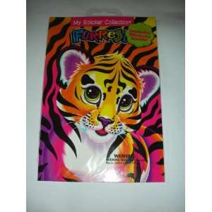 Lisa Frank My Sticker Collection Books 6 Designs Price