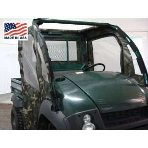 Kawasaki Mule 600/610 Door/Rear Window Combo by GCL UTV