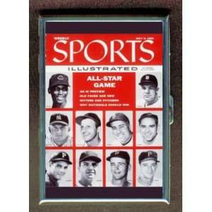 BASEBALL 1956 ALL STAR GAME ID CIGARETTE CASE WALLET