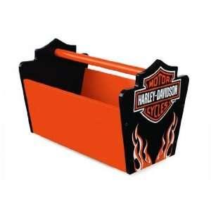 Kidkraft Harley Davidson Flames Toy Caddy Toys & Games