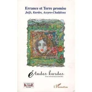 Etudes Kurdes 7 (9782747587198): Florence Hellot: Books