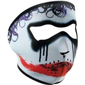 Zan Headgear Trickster Mens Full Face Mask Cruiser Motorcycle Helmet