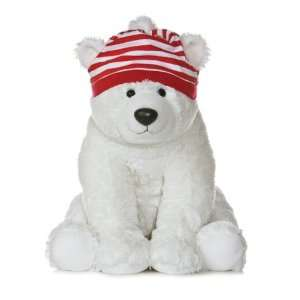 Aurora Plush 23 Winter Bear Toys & Games