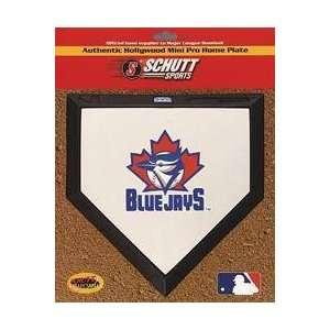 Toronto Blue Jays Hollywood Mini Pro Home Plate