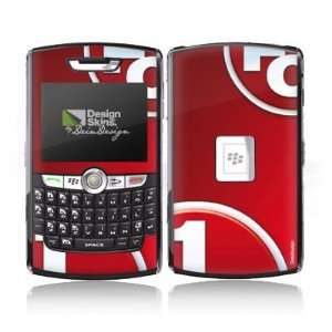 Design Skins for Blackberry 8800   1. FCK Logo Design